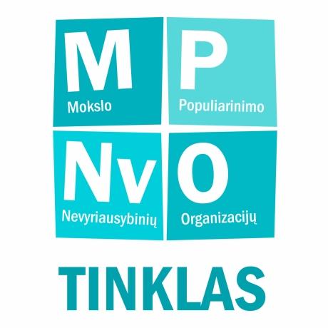 Populiarinančių mokslą nevyriausybinių organizacijų institucinis stiprinimas ir tinklo kūrimas